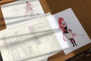 ギフティッド(才能開花教育)岐阜で中学生向けにイラスト講座をしてきました!